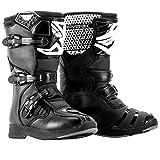 Fly Racing 2019 Youth Maverik Boots (1) (Black)
