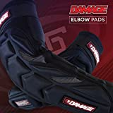 Damage Tampa Bay Elbow Pads w/Forearm Protection