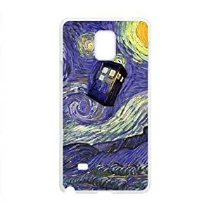 Doctor Who unique pattern Cell Phone Case for Samsung Galaxy Note4