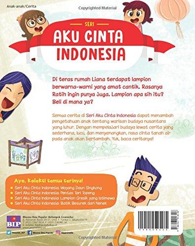 Buy Seri Aku Cinta Indonesia Lampion Gresik Yang Istimewa