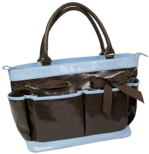 Kalencom Cynthia Rowley Diaper Bag Chocolate Brown (Disco...