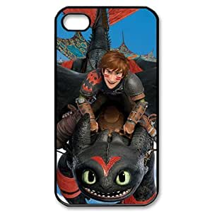 How To Train Your Dragon Plastic Protective Case Slim Fit for iphone 4 4S