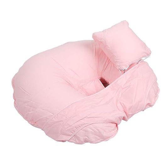 Wenquan,Almohada de Lactancia para bebés en Forma de U ...