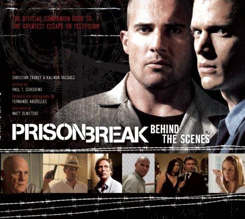 """Prison Break"": Behind the Scenes por Christian Trokey"
