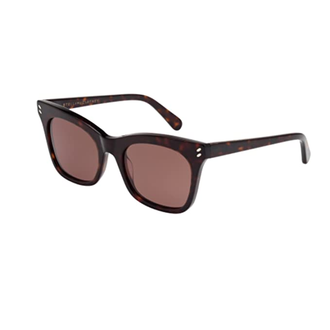 Stella McCartney Gafas de Sol SC0025S DARK HAVANA/BROWN ...