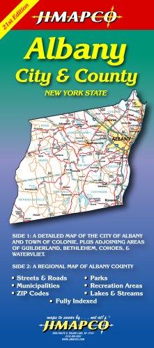 Albany City & County NY