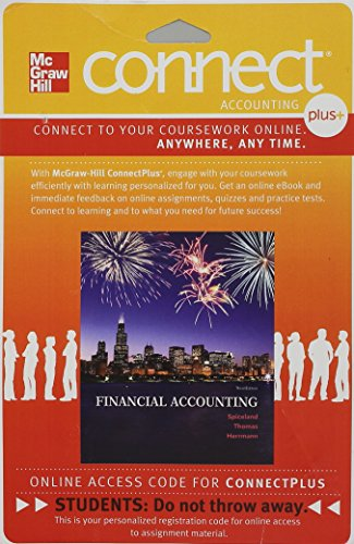 FINANCIAL ACCT.-CONNECT PLUS ACCESS