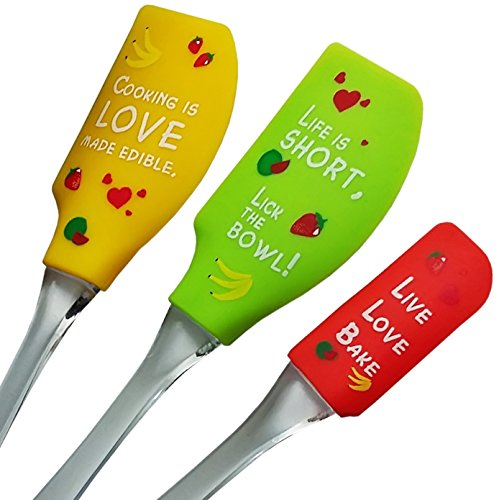Silicone Resistant Spatulas YumYum Utensils product image