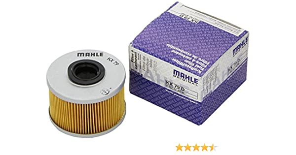 Mahle Filter KX79D Filtro De Combustible: Amazon.es: Coche y moto