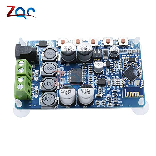 TDA7492P Bluetooth 4.0 Receptor Amplificador Audio Board 50W X 50W Altavoces Música Modificada Mini Amplificadores DIY Dual...
