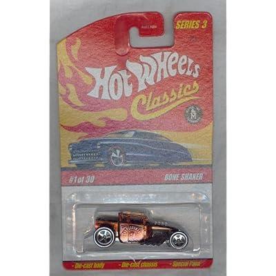 Hot Wheels 2006-1 of 30 Copper BONE SHAKER 5SP Classics Series 3 1:64 Scale: Toys & Games