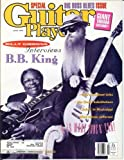 guitar player magazine july 1991 billy gibbons zz top interview bb king special big boss blues issue