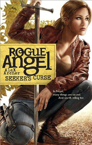 Sacred Ground (Rogue Angel, Book 23)