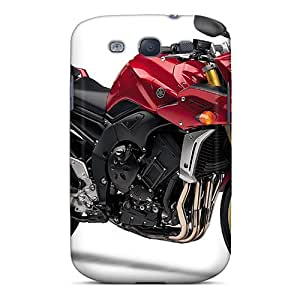 Buycase903 Perfect Tpu Case For Galaxy S3/ Anti-scratch Protector Case (2009 Yamaha Fz1)