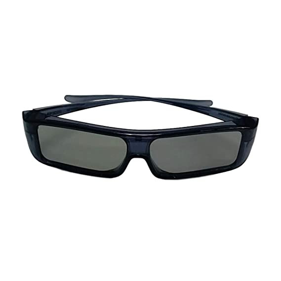4 Pack Factory Original Panasonic TY-EP3D20 Passive Polarized 3D Glasses No Batteries Needed//No Charging Necessary