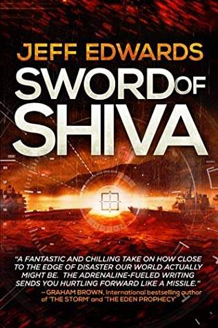 book cover of Sword of Shiva