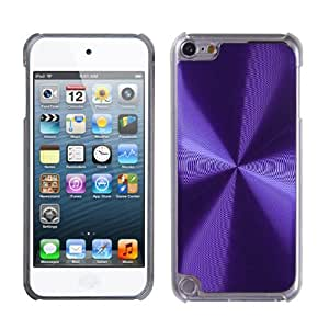 Snap on Cover Fits Apple iPod Touch 5 (5th Generation) Purple Cosmo Back (Please carefully check your device model to order the correct version.)