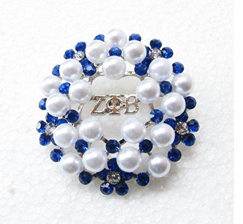 zeta-phi-beta-pearl-brooch