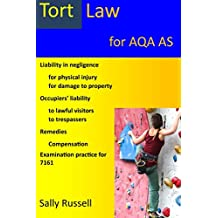 Tort Law for AQA AS: with an introduction to the nature of law