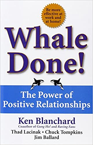 Whale Done Summary