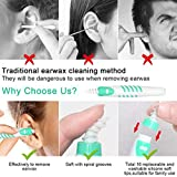 MuiSci Ear Wax Removal Tool, Earwax Remover