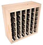 Cheap Wine Racks America® Ponderosa Pine 36 Bottle Deluxe. 13 Stains to Choose From!