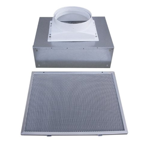 Vent Blower Accessories Hood (Windster Hood RH-WDK Optional Ductless Kit for RH-W Series Range Hood)