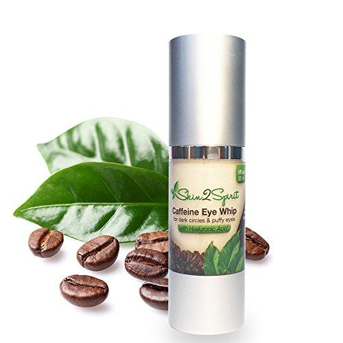 Caffeine Cream For Puffy Eyes