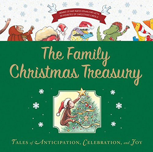 The Family Christmas Treasury with CD and downloadable audio (Christmas Music Tacky)