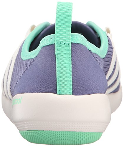 Boat Water Glow Purple Super adidas Climacool Chalk White Sleek Green Women's outdoor Shoe w6gqRt