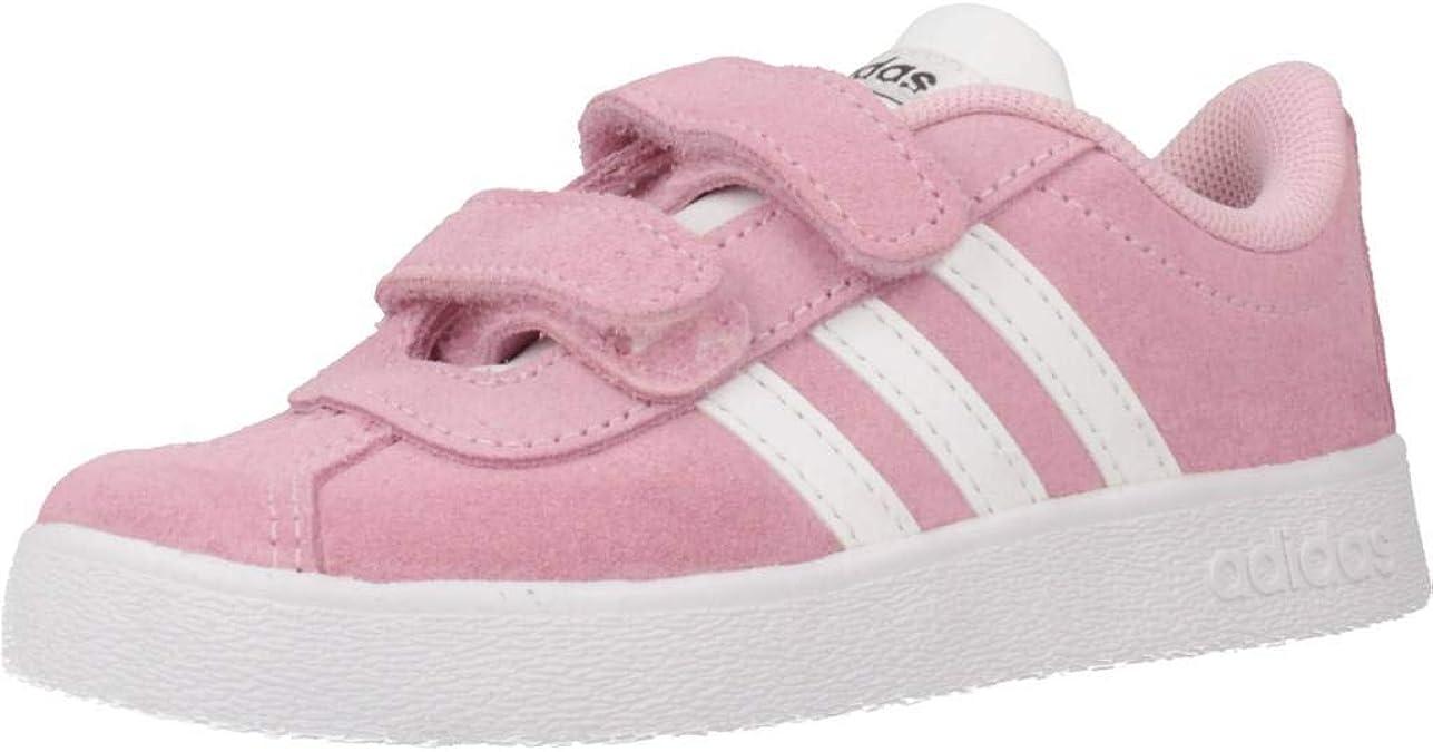 Sin sentido profundidad Ahuyentar  adidas VL Court 2.0 CMF I, Chaussons Mixte bébé: Amazon.fr: Chaussures et  Sacs