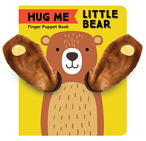 Hug Me Little Bear: Finger Puppet ()