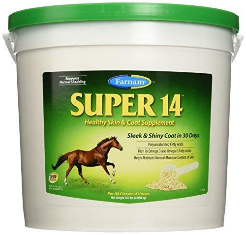Farnham Super 14 Supplement for Horses, 6.5-Pound by Farnam