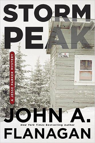 Download Storm Peak (A Jesse Parker Mystery) by John Flanagan in Danish