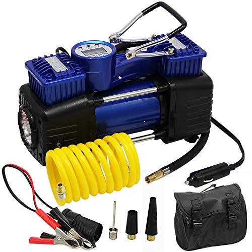 dual piston air compressor - 3