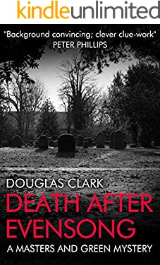 Death After Evensong (Masters and Green Book 2)