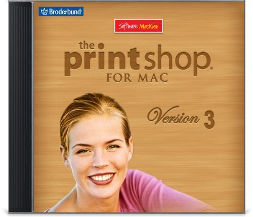 - The Print Shop 3 for Mac