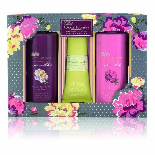Baylis & Harding Royale Bouquet Limited Edition Assorted Benefit Gift Set (Baylis And Harding Royale Bouquet Gift Set)