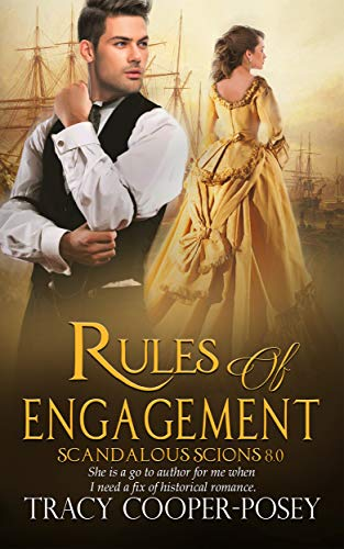 (Rules of Engagement (Scandalous Scions Book 8))
