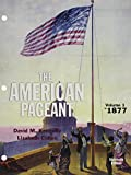 American Pageant, Volume 1, Kennedy, David M. and Cohen, Lizabeth, 1305651758