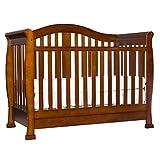 Dream On Me Addison 5-in-1 Convertible Crib (Espresso)