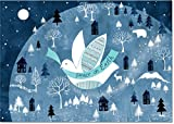 Evening Dove Deluxe Boxed Holiday Cards (Christmas Cards, Greeting Cards)