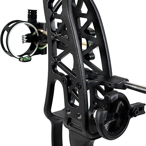 "LIVABIT Nightedge Set Archery Lightweight Compound 75% Let-Off 34"" Axle"