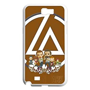 Custom Linkin Park Hard Back Cover Case for Samsung Galaxy Note 2 NT114