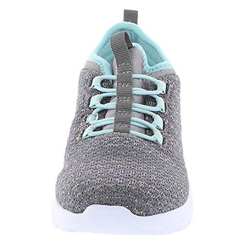 Pictures of Champion Grey Girls' Moxie Slip-On Runner 174796135 2