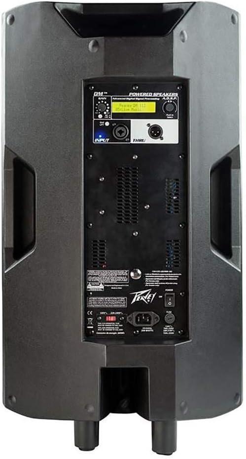 Peavey Dark Matter DM112 Pro DJ 2-Way Active 12 Inch Powered PA ...