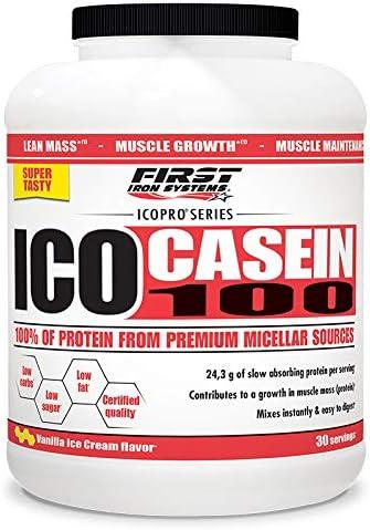 ICO CASEINE 900g (Chocolat)