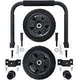 Westinghouse 60150011 Handle Wgen3600V, Wheel Kit, Black