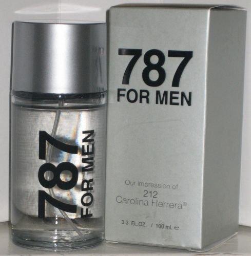 747 (787) pour les hommes parfume, Impression de 212 hommes sexy
