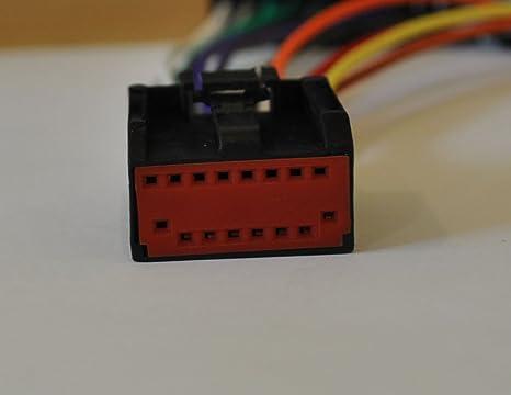 amazon com radio adapter wire wiring harness old to new style rh amazon com